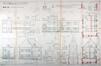 Cité du Verregat, élévations et coupes du bloc à appartements© AVB/TP 55065 (1925)