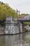 Chaussée de Vilvorde, culée de l'ancien pont tournant au-dessus du canal de Willebroeck, ARCHistory / APEB, 2017