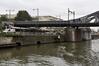 Quai des Usines, pont ferroviaire au-dessus du canal de Willebroeck, ARCHistory / APEB, 2017