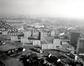 Vue aérienne de la Cité Modèle depuis l'ouest en 1973© © Archives Ministère des Travaux Publics/Régie des Bâtiments, 454353