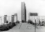 Cité Modèle, vue de la rampe des Citronniers dans les années 1970-1980© © Sint-Lukasarchief, SL_22_019