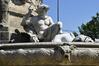 Square Jean Palfyn, fontaine De Brouckère, Neptune© ARCHistory / APEB, 2018