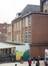 Rue Paul Janson 57, ancienne école des filles, bâtiment de 1927 et annexes de 1935 et 1932, façades arrière© ARCHistory / APEB, 2018