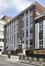 Rue Paul Janson 51, ancienne école des filles, bâtiment de 1960© ARCHistory / APEB, 2018