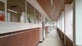Avenue de la Bugrane 1, Maria Assumptalyceum, couloir de classes© ARCHistory / APEB, 2018