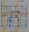 Boulevard Auguste Reyers 3, plan d'un étage, ACS/Urb. 18-3 (1960)