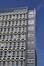 Boulevard Auguste Reyers 52, RTBF, détail du bâtiment L/M , 2011