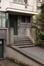 Boulevard Auguste Reyers 59, dispositif d'entrée, 2011