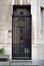 Boulevard Auguste Reyers 183-185, porte, 2011