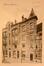 Avenue de la Brabançonne 92-98, (Album de la Maison Moderne, 1911, 4e année, pl. 8)