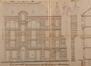Avenue de la Brabançonne 92-98, élévation initiale, ACS/Urb. 26-92-94-96-98 (1908)