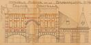 Avenue de la Brabançonne 92-98, nouvelle façade , ACS/Urb. 26-92-94-96-98 (1925)