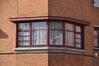 Avenue du Diamant 103, détail de la logette d'angle, 2011