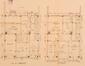 Avenue du Diamant 161, plan des deux premiers niveaux© ACS/Urb. 70-161 (1937)