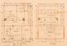 Avenue du Diamant 161, plan du troisième au dernier niveau© ACS/Urb. 70-161 (1937)