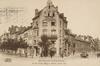 Vue de l'avenue Émile Max et de la rue Victor Hugo vers l'ouest, depuis le carrefour formé avec l'avenue Milcamps © (Collection Dexia Banque-ARB-RBC)