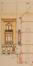 Avenue Eugène Plasky 80, élévation et coupe de la façade, ACS/Urb. 88-78-80 (1911)