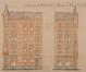 Avenue Léon Mahillon 63-65, élévation© ACS/Urb. 168-63-65 (1912)