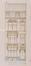 Avenue de l'Opale 91, élévation© ACS/Urb. 202-91 (1913)