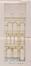 Avenue de l'Opale 93, élévation© ACS/Urb. 202-93 (1913)