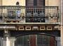 Avenue de Roodebeek 41, détail du balcon du premier étage, 2011