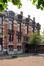 Avenue de Roodebeek 59-61, dans la cour, façade de l'ancienne école maternelle, 2011