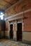 Avenue de Roodebeek 59-61, École no 11, école gardienne, couloir d'entrée, portes menant à l'habitation du concierge, 2011