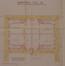 Cité ouvrière de Linthout, habitation de type B, plan de rénovation© ACS/Urb. 235 119a-123 (1954)