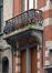 Rue Camille Simoens 20, balcon, 2012