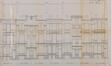 Rue Camille Simoens 26 à 38, élévations prévues© ACS/Urb. 31-8-38 (1904)