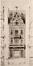 Place Colignon 16-18, élévation© (VAN MASSENHOVE, H., LOW, G., Les Maisons Modernes, Livraison II, éditeur Constant Baune, Bruxelles, 1901, pl. XVIII)