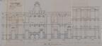 Place Colignon 44 à 32, élévations, ACS/Urb. 50-34-48 (1897)