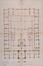 Place Colignon, hôtel communal de Schaerbeek, plan du rez-de-chaussée, vers 1912© © Bibliothèque royale de Belgique