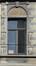 Rue Gallait 84, fenêtre du premier étage, 2014