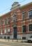 Rue Gallait 131, école communale no2, travée d'entrée gauche, 2014