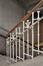 Rue Général Eenens 66, Institut Frans Fischer, préau, rampe de la cage d'escalier, 2013
