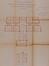 Rue Général Eenens 66, Institut Frans Fischer, plan du deuxième étage, ACS/TP École Frans Fischer (1916)