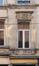 Chaussée de Haecht 148, fenêtre du premier étage de la travée d\'entrée, 2012