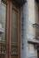 Avenue Maréchal Foch 7, porte et tirant de sonnette, 2013