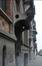 Avenue Maréchal Foch 9, auvent de la porte, 2013