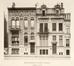 Avenue Maréchal Foch 9 et 11© (Architecture et Décoration, juillet 1903, pl. 32)