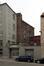 Rue Metsys, ancienne meunerie à l'arrière du no 10, 2014