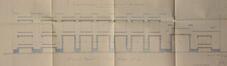 Rue Metsys 8 et 10, élévation originelle, ACS/Urb. 192-10 (1917)