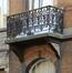 Rue Metsys 63, balcon, 2014