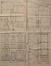 Rue Renkin 90-92, plans de l'entresol et du rez-de-chaussée, élévation et coupe, ACS/Urb. 228-90 (1901)