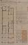 Rue Rubens 110, ancienne école paroissiale Saint-Servais, transformations, plans terriers et élévations© ACS/Urb. 238-108-110 (1935)