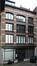 Rue Vanderlinden 24, façade latérale, 2014