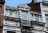 Rue Verhas 40, lucarnes, 2014