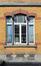 Rue Verwée 12, Athénée royal Alfred Verwée, corps de classes est, triplet au rez-de-chaussée, 2014