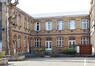 Rue Verwée 12, Athénée royal Alfred Verwée, bâtiment en L du jardin d'enfants, 2014